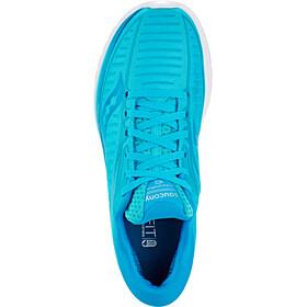 saucony Kinvara 10 Sko Damer, blue